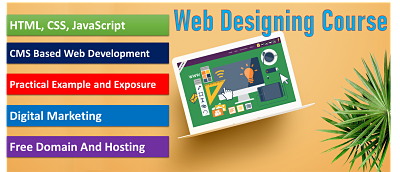 Basic Web Designing Course(Free)